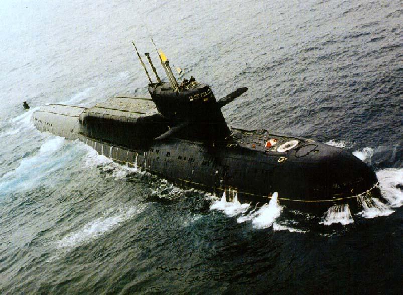 подводная лодка типа мурена